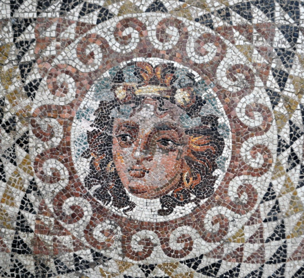 Figure 5, Dionysus Head