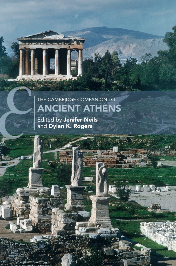 Cover of The Cambridge Companion to Ancient Athens